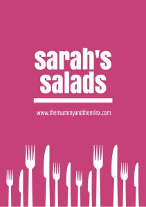 A collection of beautifully yummy salads (Free Ebook)