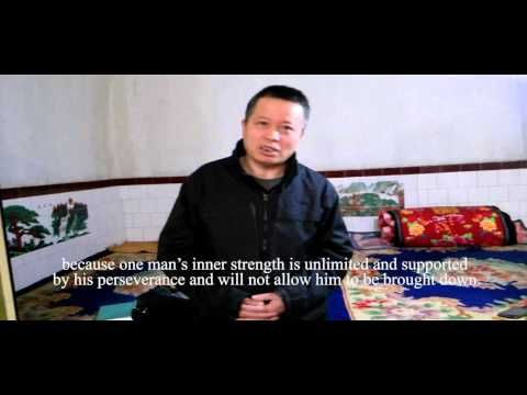 Interview with Gao Zhisheng  Very precious man