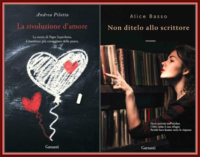 Romance and Fantasy for Cosmopolitan Girls: Segnalazione Garzanti 18 Maggio 2017