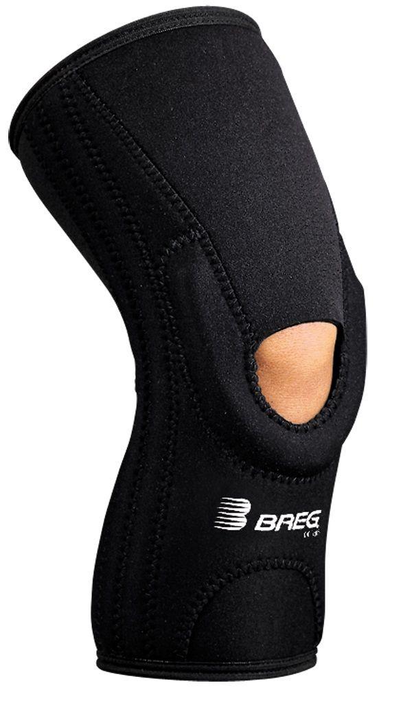 De #Knieschijf Stabilizer Soft geeft een milde ondersteuning aan de knieschijf en vermindert de klachten die worden veroorzaakt door kraakbeen irritatie aan de achterkant van de knieschijf. Door de knieschijf te stabiliseren wordt het geïrriteerde gebied aan de achterkant van de knieschijf ontzien. De #kniebrace is gemaakt van neopreen.