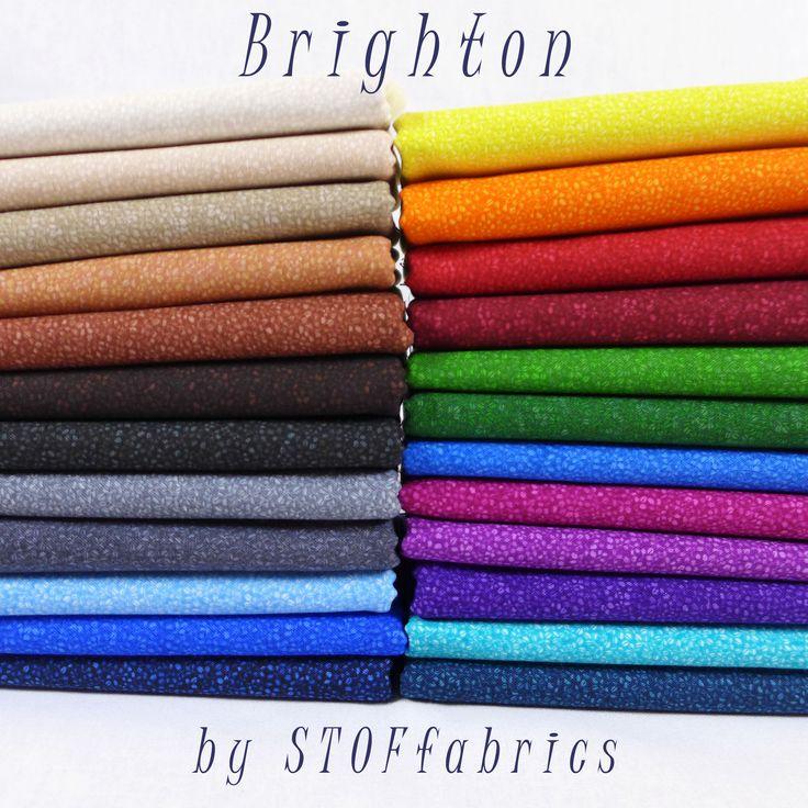 Brighton by STOF Fabrics Cotton linen fabric, Diy fabric