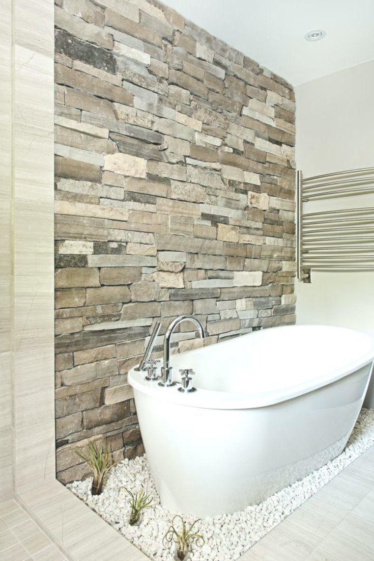 20+ Natural Stone Bath Ideas for Your Bathroom Bathtub Bathroom ...