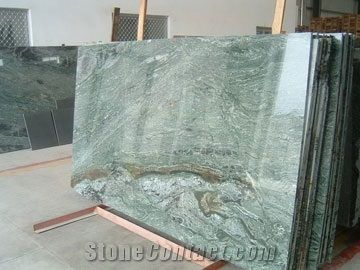 Ming Green Marble Slab Counters Pinterest Green