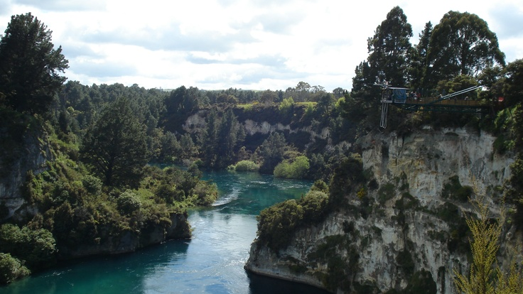 Taupo, Bungy