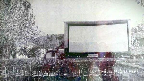 Yazlık Sinema: Çengelköy Nur Sineması #istanbul #birzamanlar #istanlook