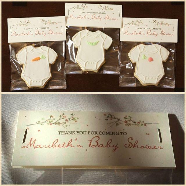 Maribeth's Beatrix Potter Baby Shower Cookie Favors | Sweet Kiera