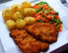 Kotlet Schabowy Recipe, Polish Breaded Pork Cutlets : Food Recipe