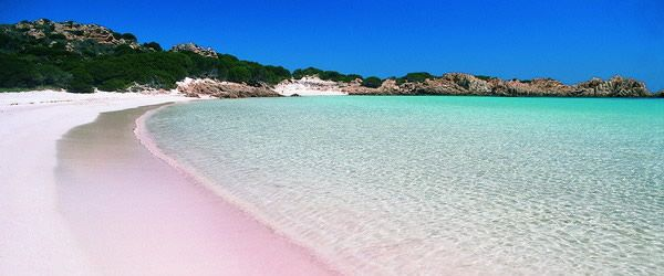 Budelli pink beach - North East Sardinia | www.go2sardinia.com