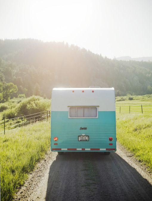 Home and Garden: Caravane rétro