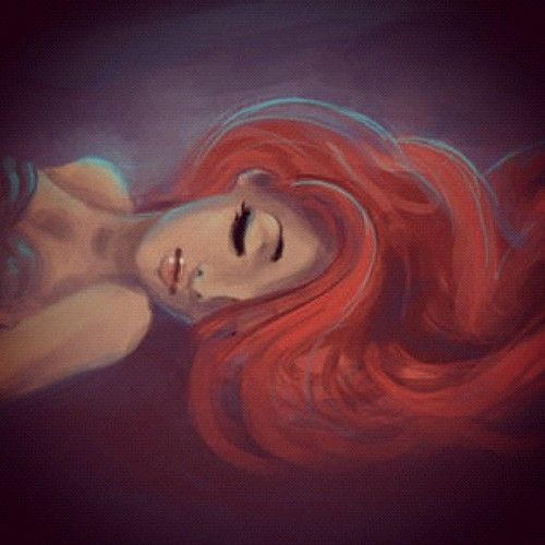 Ariel, the little mermaid                                                                                                                                                                                 Plus