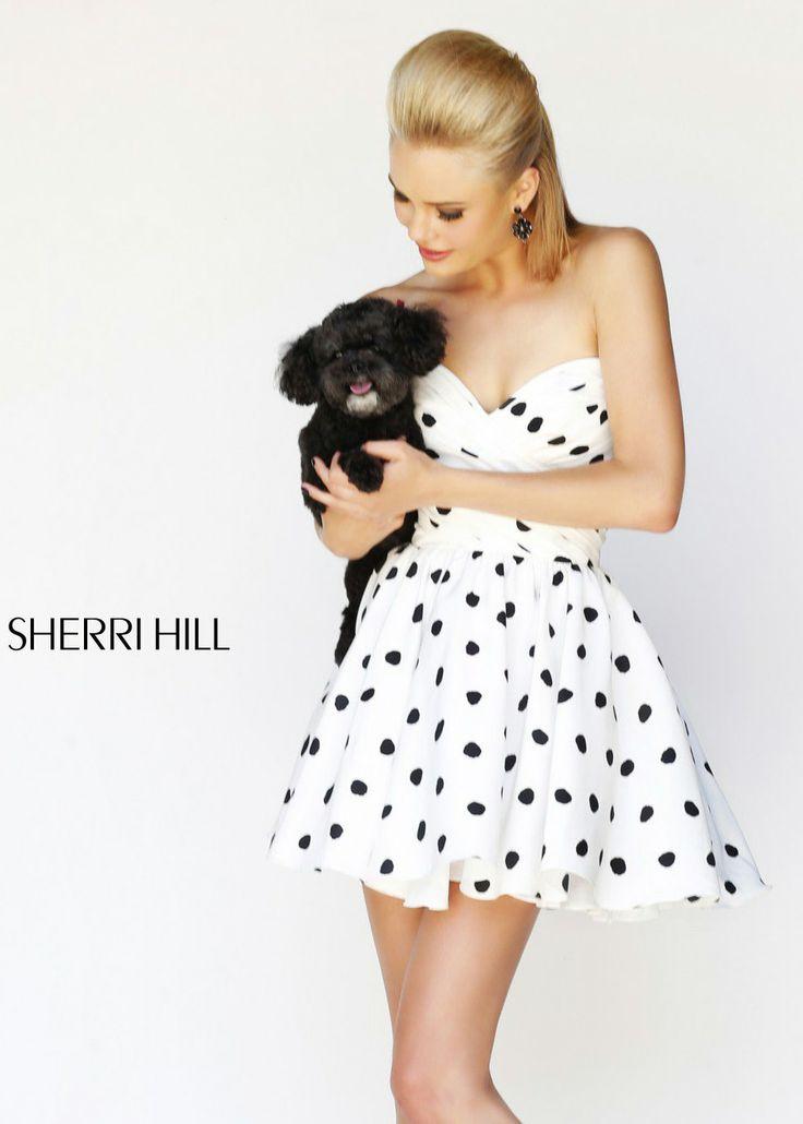 2014 Sherri Hill Prom Dress