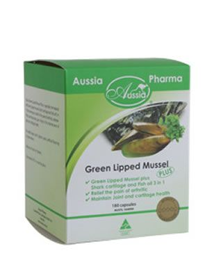 Green Lipped Mussel Plus Includes Shark Cartilage and Fish oil 3 in 1   Green-lipped mussel, which is a New Zealand shellfish, contains five kinds of Omega-3 (EPA, DHA, ETA, OTA, etc) .All of which are necessarily for the human body.  http://www.purenaturalhealth.com.au/products.php?psid=210&gtitle=bone-and-joint-care