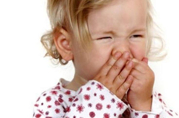 """Carlijn is erg verkouden, dus ik zeg tegen haar: """"Meisje, zit je neusje verstopt?"""" Waarop ze antwoordt: """"Nee papa, hier istie"""" (en ze wijst naar haar neus)"""