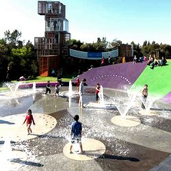 TOP 8 FREE Water Play Parks for Kids in Sydney