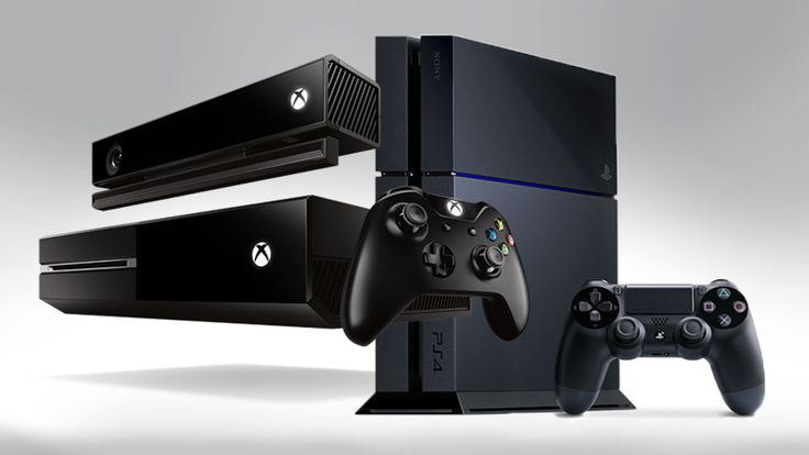 Report: PS4 Beats Out Xbox One in April .........  #XBOX  #PS4