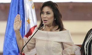 This article relates to Chapter 9 on women in politics. This article talks about Leni Robredo who was vice president of the Philippines before she stepped down and resigned from her position to present herself as her own opposition force. Robredo along with Senator Leila de Lim faced a tirade of misogynist abuse and wild accusations of being a drug lord. They are two of the very few people and the only internal opposition to the president of the Philippines, Rodrigo Duterte.