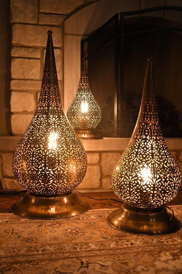 Layla Moroccan Floorlamp Moroccan Floor Lamp Moroccan Lamp