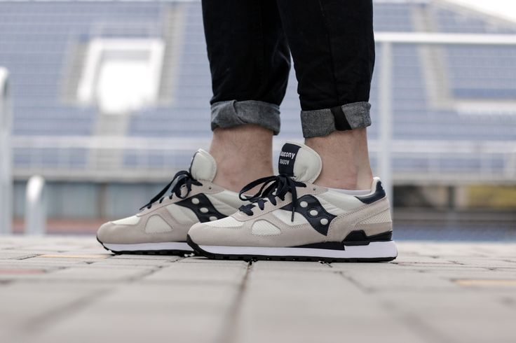 Beige beauty.  Saucony Shadow Original:  http://www.footshop.cz/cs/panske-boty/7417-saucony-tan-navy.html  #saucony #olympic #footshop