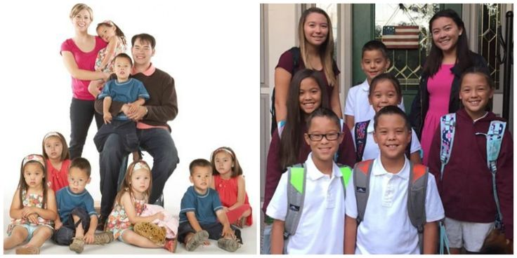 See the Cast of 'Jon & Kate Plus 8' Then and Now