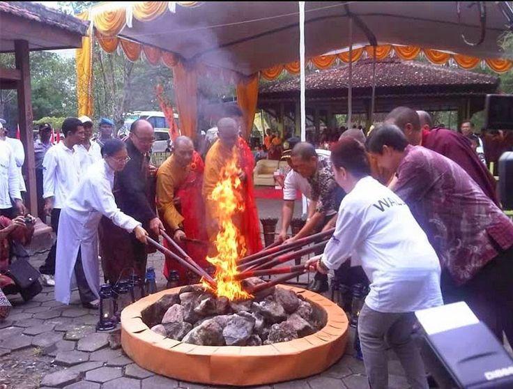 Asal Usul Api Abadi Mrapen Grobogan