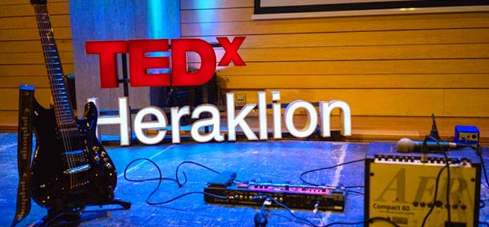 VK Blog ®: Έτσι «γονάτισε» το TEDx Heraklion μέσα σε 15 λεπτά! (vid)