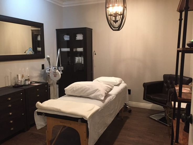 Her adorable esthetics room - Yelp