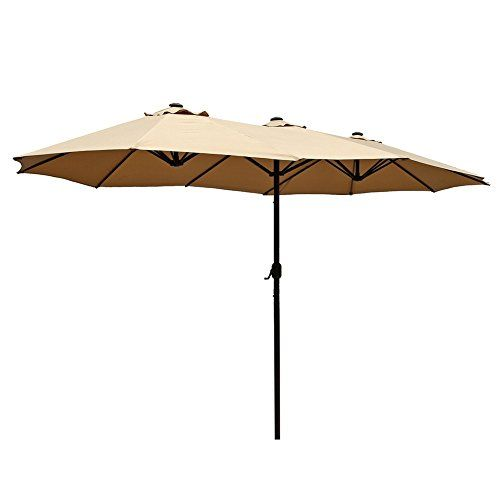 Read reviews and buy the best outdoor patio umbrellas from top companies including Patioroma, EasyGo, Abba Patio and more.