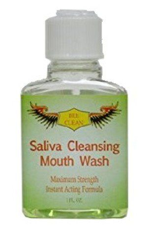Bee Clean Saliva Cleansing Detox Mouthwash Unflavored 1 Fl Oz Review