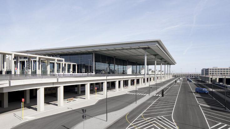 Berlin Brandenburg Airport BER - Berlin, Germany - gmp architects
