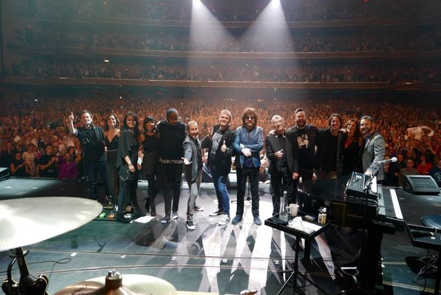 Jeff Lynne And ELO Touch Down At Radio City Music Hall