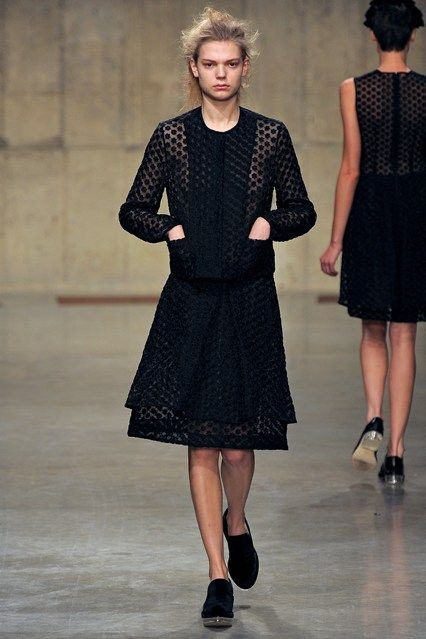 Simone Rocha - www.vogue.co.uk/fashion/autumn-winter-2013/ready-to-wear/simone-rocha/full-length-photos/gallery/934633