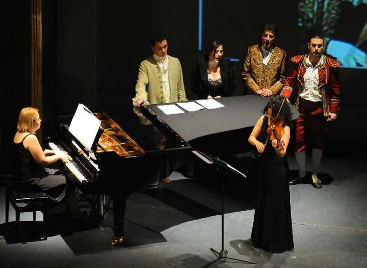 Osmanlı'da Opera