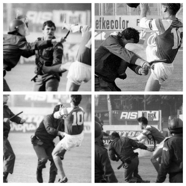 Bilo je to 13. svibnja 1990. #ZagrebFacts #Zagreb #ZG #Agram #svibanj #may #Maksimir #StadionMaksimir #nogomet #soccer #football #war #DomovinskiRat