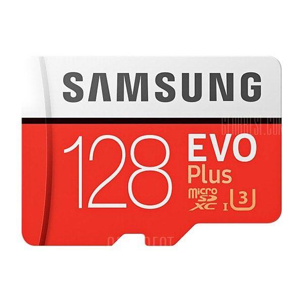 carte sdhc 64 go Carte Mémoire Micro SDHC Samsung UHS 1 Class10 128GRouge   32.98