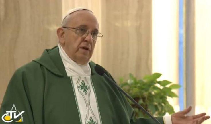 Papa Francisco: los celos, las envidias y los cotilleos destruyen a las comunidades cristianas
