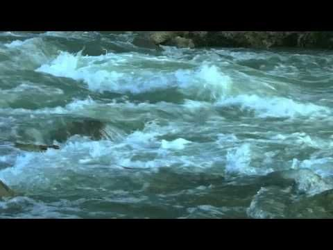 "Sound of a Raging River 2hrs ""Sleep Sounds"" - YouTube listen to with the bear cam - makes it feel more live :)"