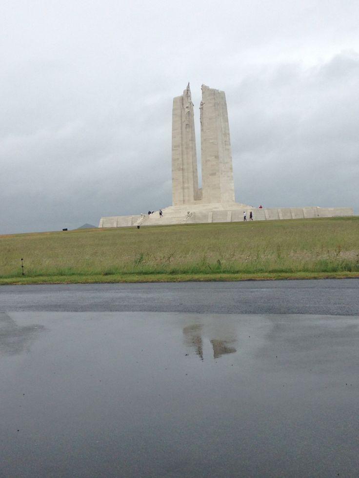 • Vimy ridge memorial, France •