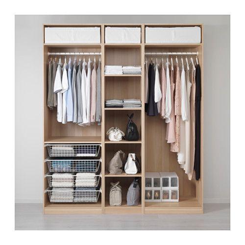ПАКС Гардероб IKEA Бесплатно 10 лет гарантии. Подробнее об условиях гарантии – в гарантийной брошюре.