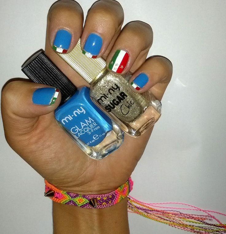 BRAZIL WORLD CUP CONTEST  Immagine inviata da Daniela Agazzi   Tutti gli SMALTI della COLLEZIONE GLAM MI-NY: http://www.minyshop.com/it/12-glam-colors   REGOLAMENTO DEL CONCORSO: https://www.facebook.com/minynails/app_137541772984354 #miny #minycosmetics #contest #nails #nailart #brazil #madeinitaly #italy #brazil #cosmetics #fashion #nailpolish #nails #rio #brazilworldcup #worldcup #mondiali