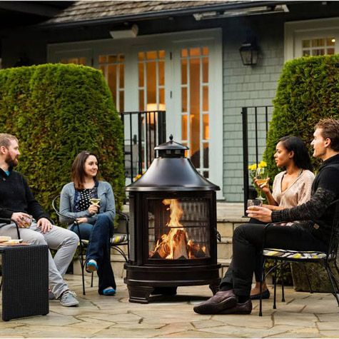 Buy BBQ, Outdoor Fireplaces and a vast range of outdoor entertaining products all with delivery inclusive pricing at www.costco.co.uk