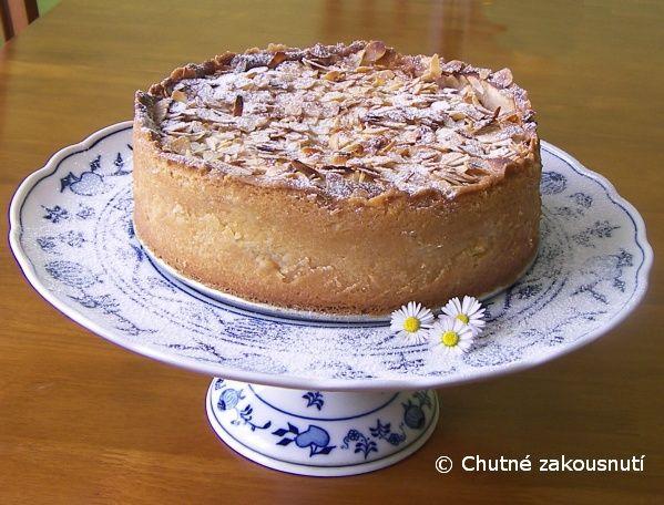 Švédský jablečný koláč - NEJVÍC!!!!!