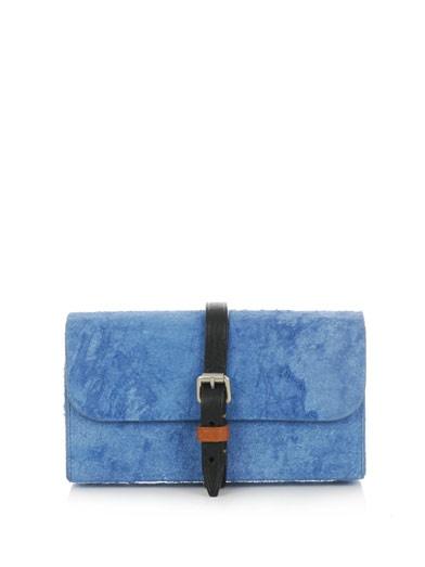 acne: Bags Ss12, Minibox Bags, Spring Bags, Minis Boxes Bags, Acne Suede, Clutches Bags, Su Clutches, Products, Rainbows Clutches