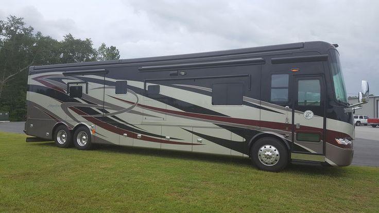 2013 Tiffin Allegro Bus 43QGP Bath 1/2 for sale  - Fort Myers, FL   RVT.com…