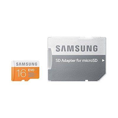 Chollo en Tarjeta de memoria Samsung Evo Micro SDHC 16 GB con Adapatardor SD  Si necesitas tarjetas de memoria SDHC o SD, esta de 16GB Samsung EVO marca un nuevo mínimo histórico.  Chollo en Amazon: Tarjeta de memoria Samsung Evo Micro SDHC 16 GB con Adapatardor SD por solo 5,01€ (61% de descuento sobre el precio de venta recomendado)