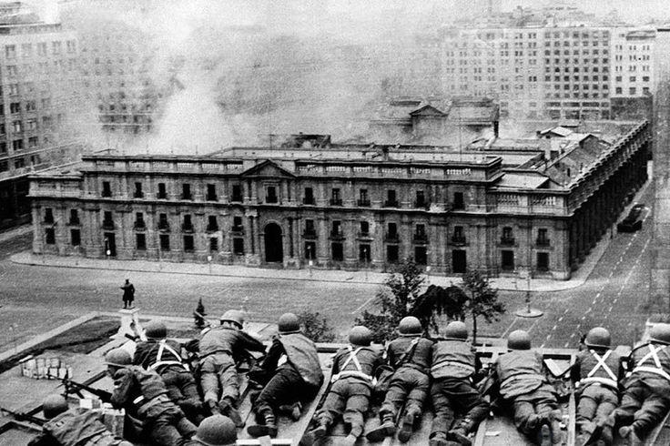 События 11 сентября 1973 года в Чили