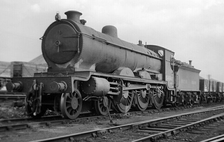 BR (LMS) (Caledonian)  Pickersgill 956 class  4-6-0