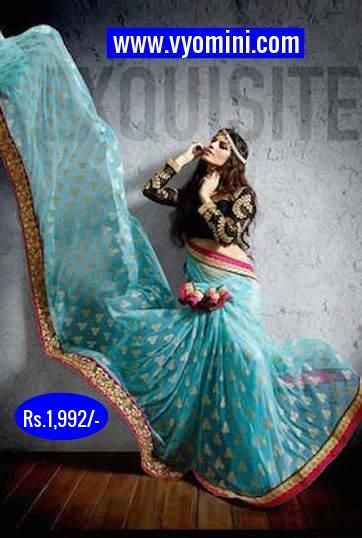 #VYOMINI - #FashionForTheBeautifulIndianGirl #MakeInIndia #OnlineShopping #Discounts #Women #Style #EthnicWear #OOTD #Onlinestores Only Rs 2445/-, get Rs 453/- #CashBack,  ☎+91-9810188757 / +91-9811438585.....#AliaBhatt