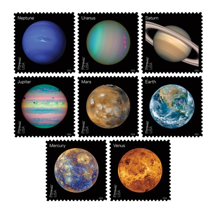 COLLECTORZPEDIA Views of Our Planets