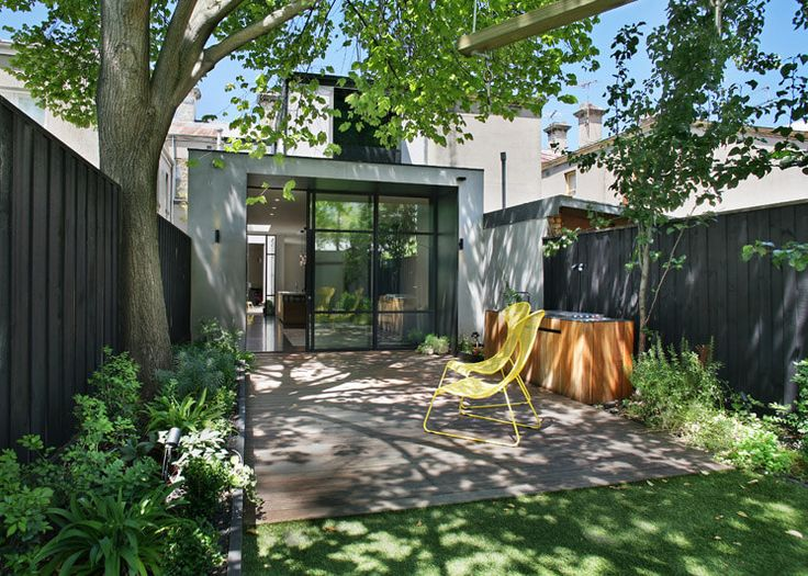 Exterior | Fitzroy Residence by Carr Architecture | est living