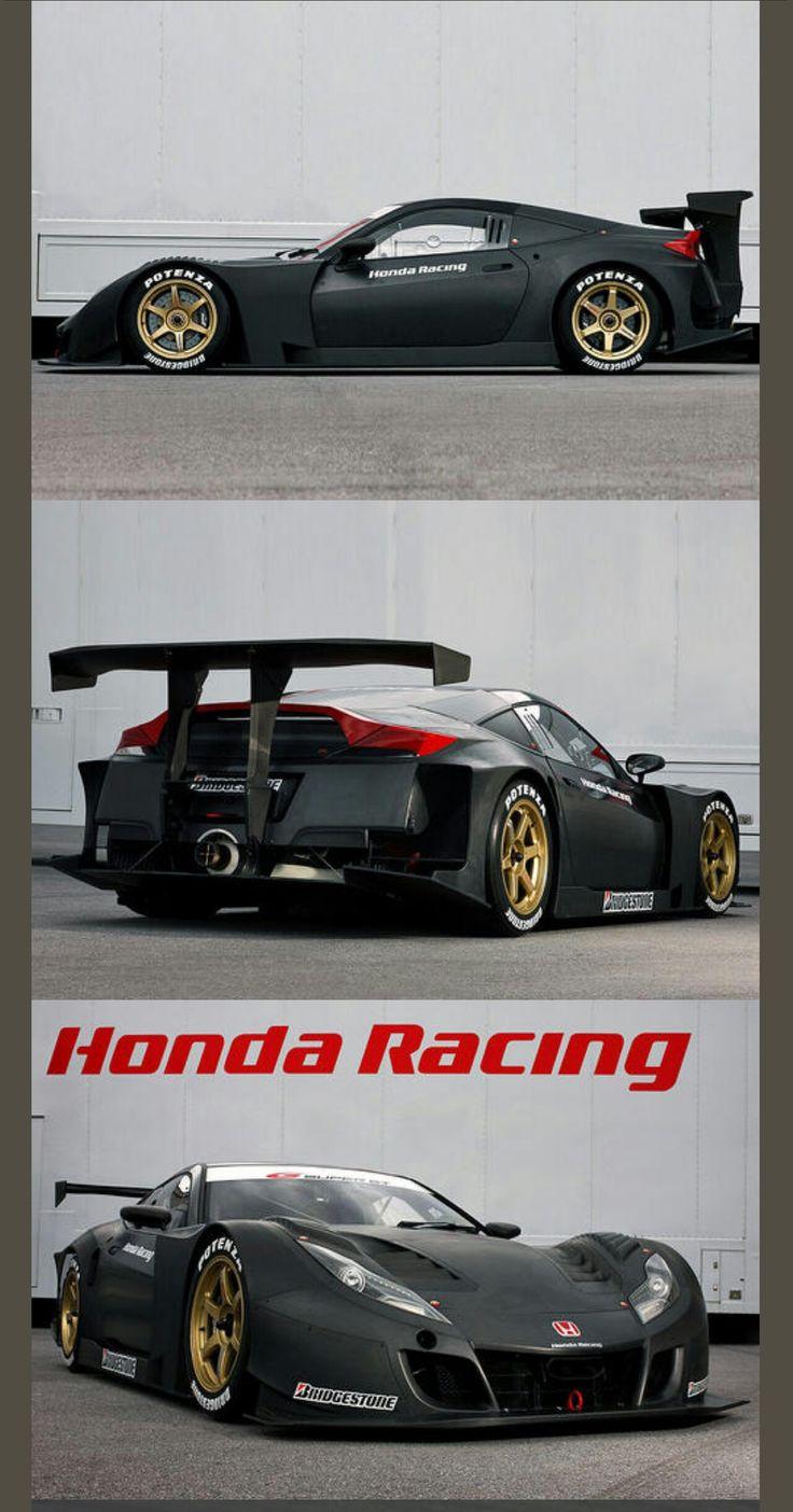 2010 Honda HSV 010 GT500 Images